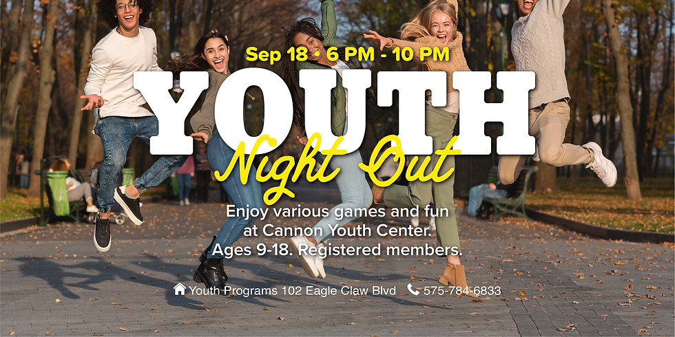 Youth Night Out