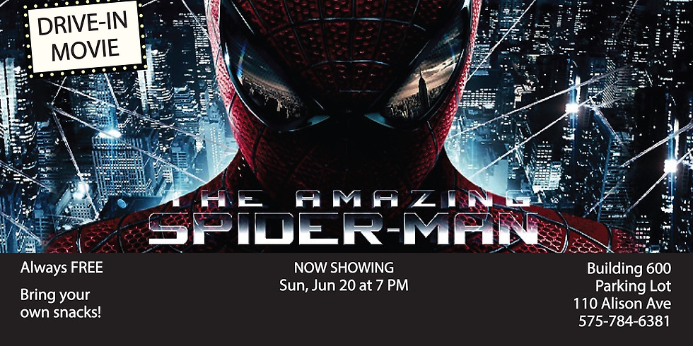 Drive In Movie: The Amazing Spider-Man