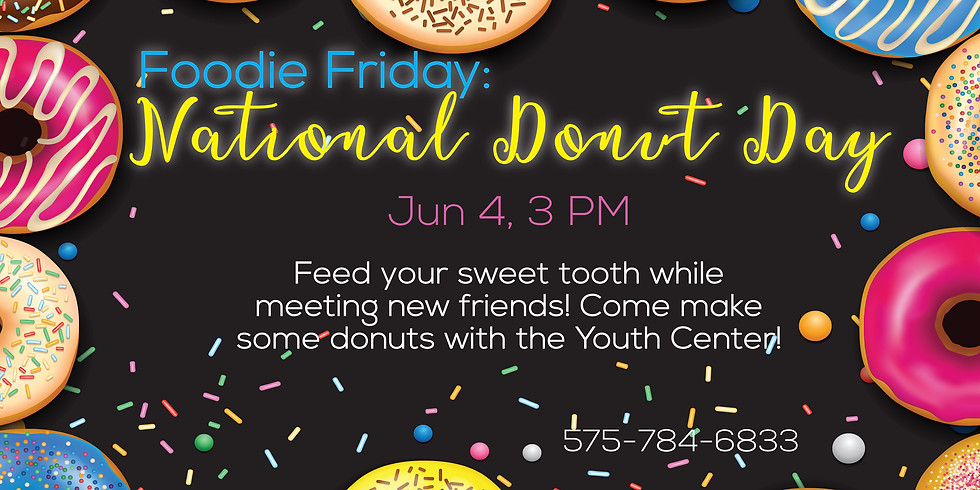 Foodie Friday: National Donut Day