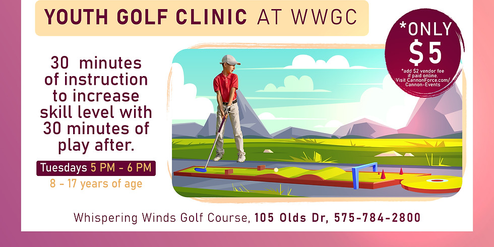 Youth Golf Clinic