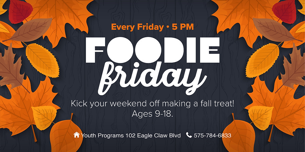 Foodie Friday: Fall Recipes