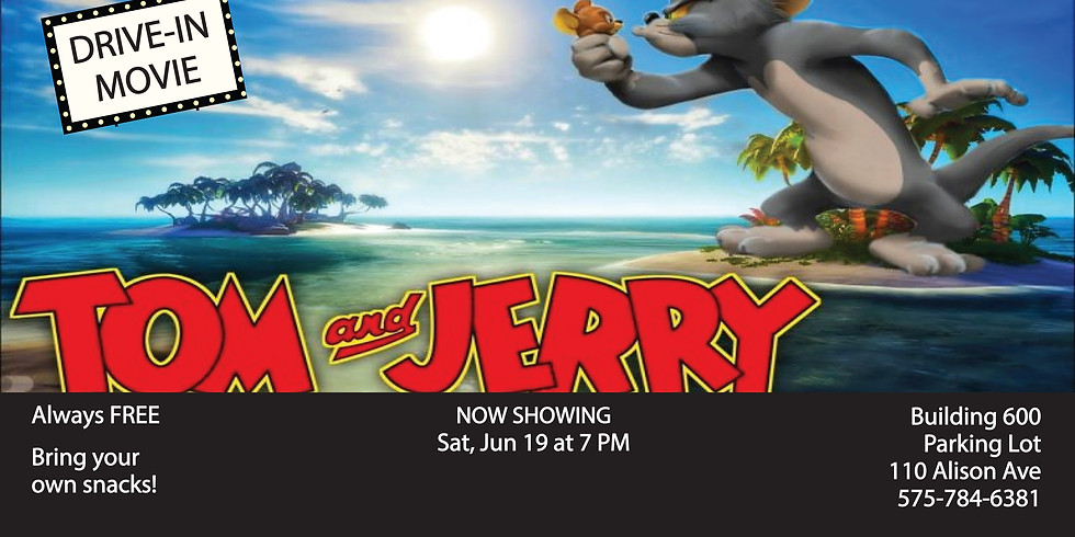 Drive In Movie: Tom and Jerry
