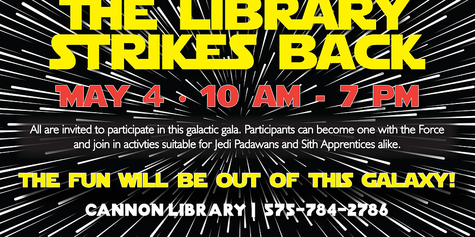 The Library Strikes Back
