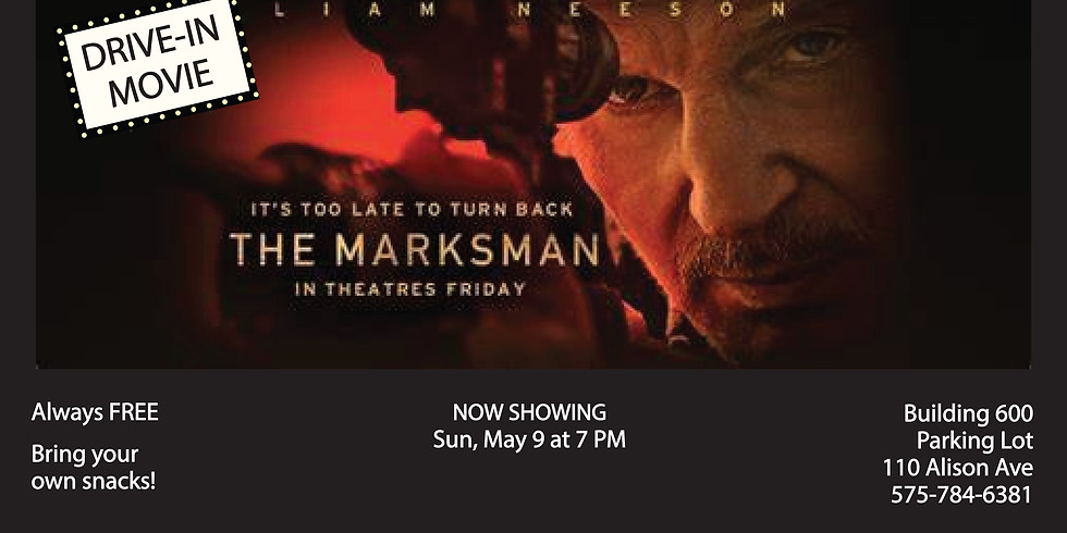 Drive In Movie: The Marksman