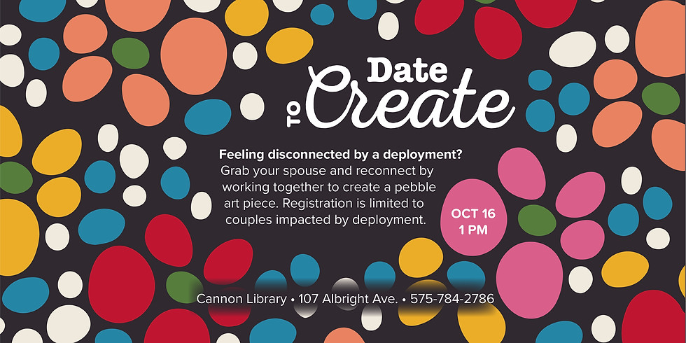 Date to Create