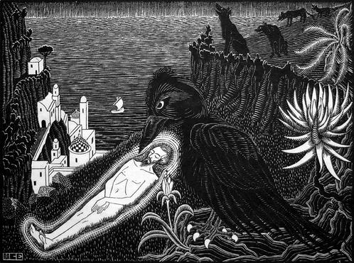 The Black Raven (St. Vincent Martyr)