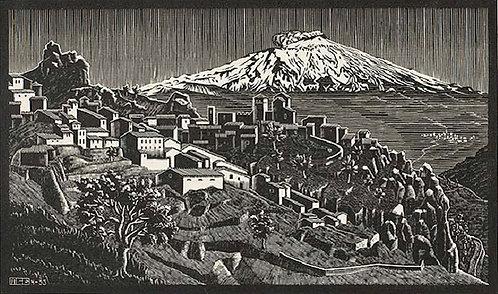 (Cesaró and Mount Etna), Sicily
