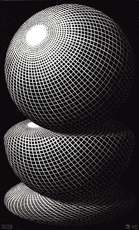 Three spheres I