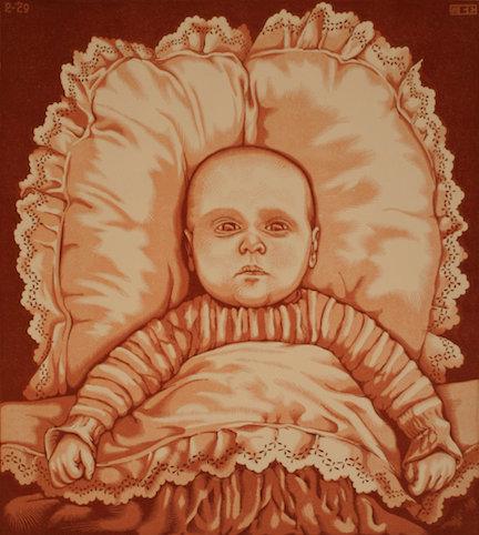 Infant (Arthur. E. Escher)
