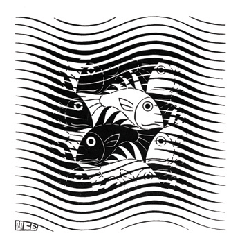 Fish in Waves