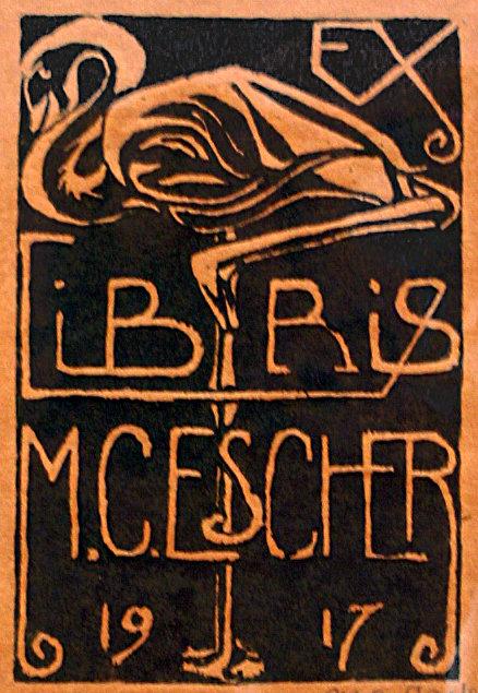Bookplate MCE