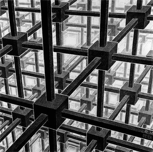 Cubic Space Division (Cubic Space Filling)