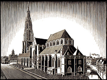 Delft: Nieuwe Kirk