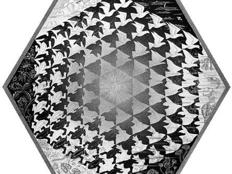 Escher and Nothingness