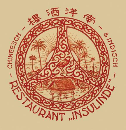 Emblem for Restaurant Insulinde, The Hauge