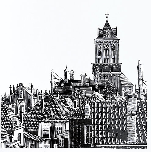 Delft: Roofs