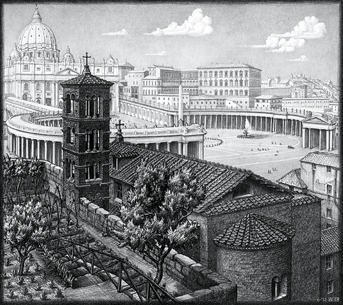 San Michele dei Frisoni, Rome