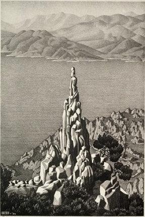 Corsica, Calanche (Calanche of Piana, Corsica)