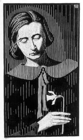 Portrait of G. Escher-Umiker