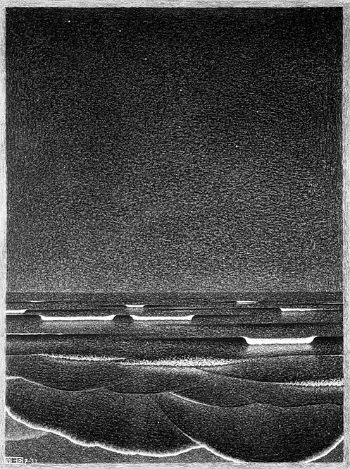 Phosphorescent Sea