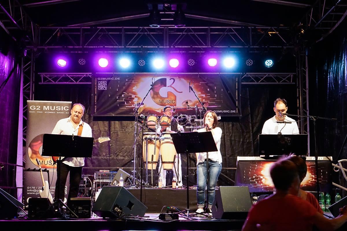 G2 Italo- und Partyband aus Augsburg