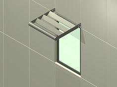 AC-120 Airfole Sunshade system