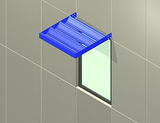 AC-110 Airfole Sunshade system