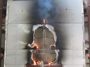 NFPA 285 and Metal Composite Material in a nutshell.