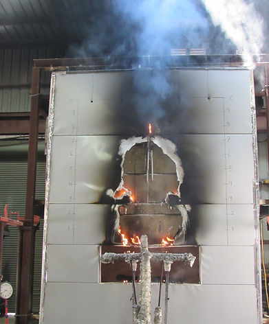 Americlad NFPA 285 tested and approved AC-1200 EVO 285 wall panel system