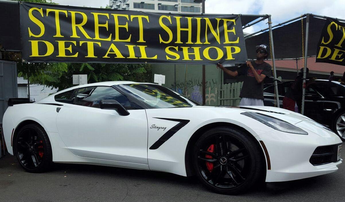 Auto detailing hawaii street shine llc professional service solutioingenieria Image collections