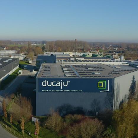 Bedrijfsfilm voor Ducaju Group