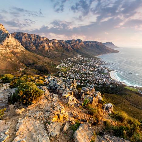 Reisreportage 'Ontspan nou, ons is in Suid-Afrika' voor HLN