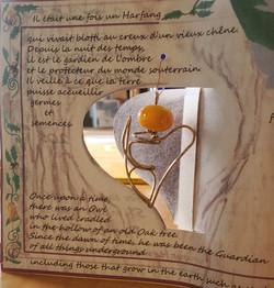 Hibou sur présentoir (2)