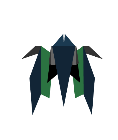 enemy ship type two