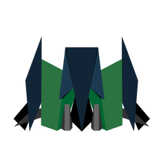 enemy ship type three