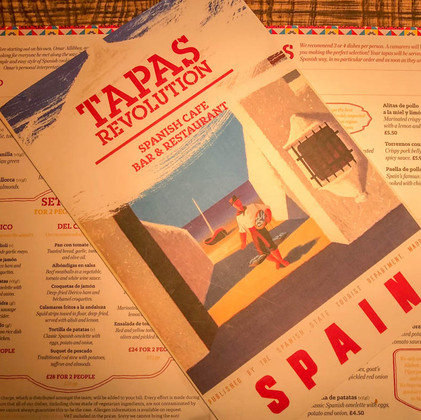 5 Reasons to fall in love with Tapas