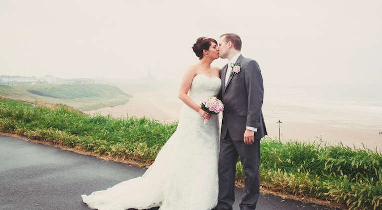 The Grand Tynemouth – A Real Wedding – Lindsey and James