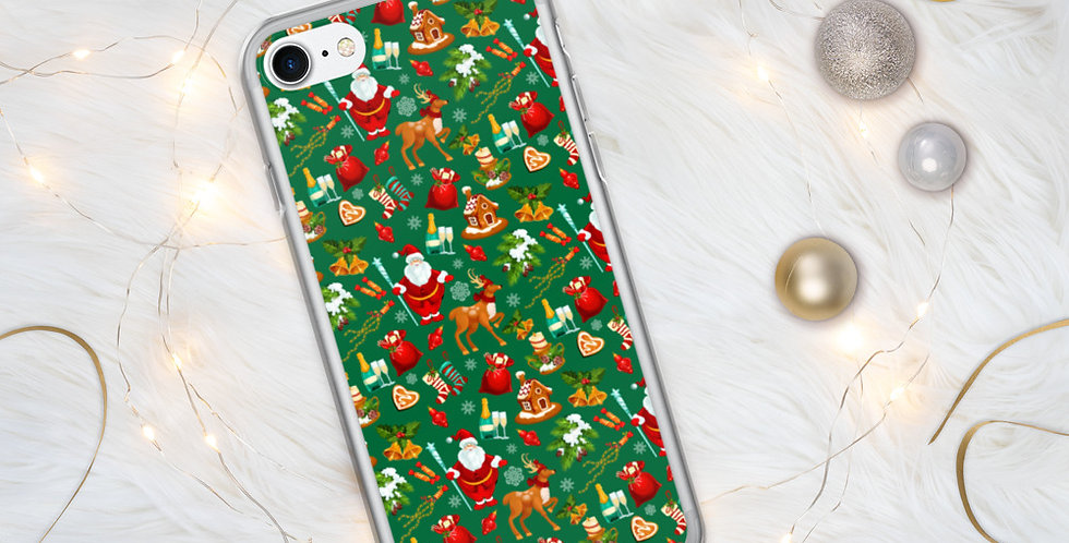 iPhone Case - Christmas