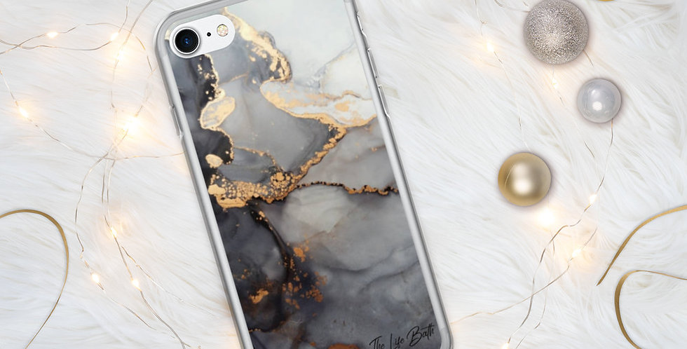 iPhone Case - marble