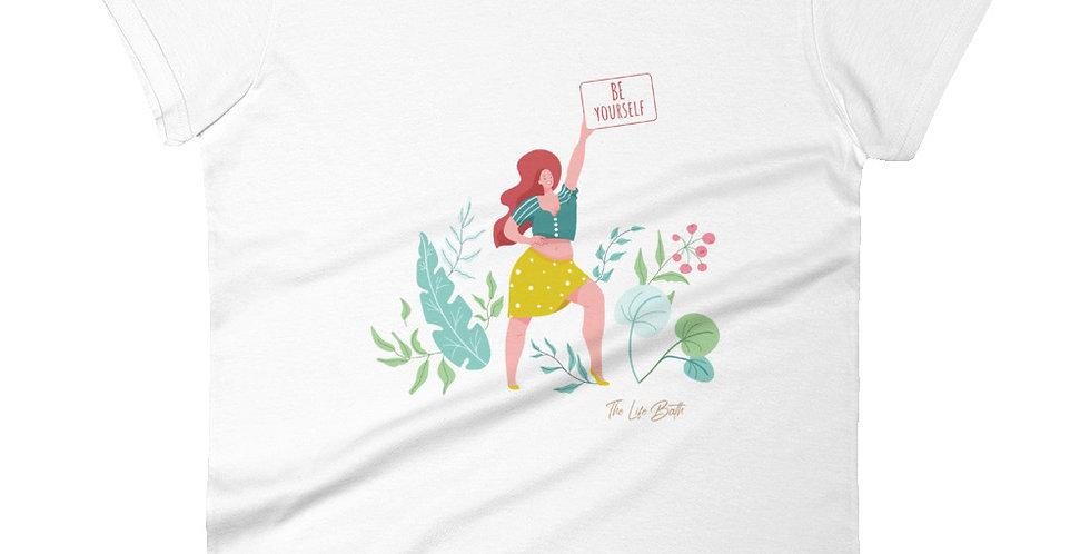 Short sleeve t-shirt - Be Yourself