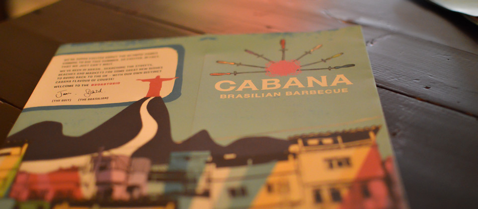 Cabana Brasilian Barbecue Restaurant Review