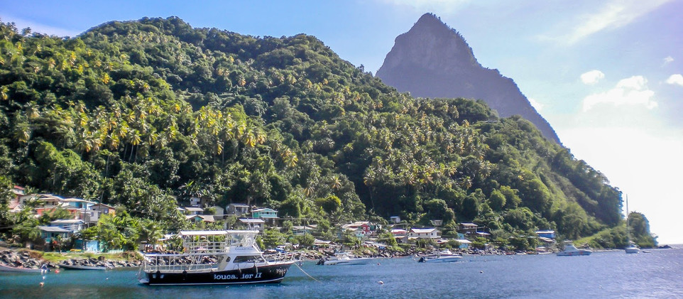 St Lucia – Travel Diary