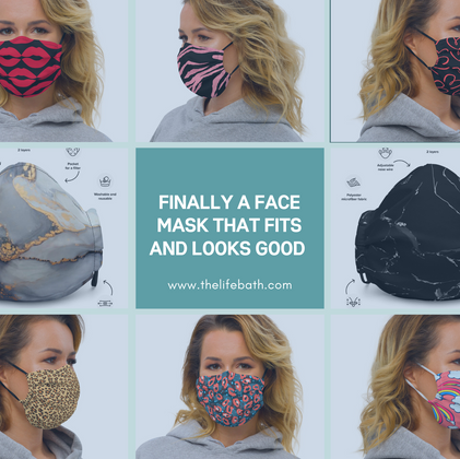Finally a Face Mask that Fits