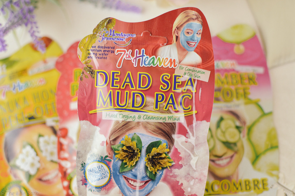 7th Heaven £1 Face Masks