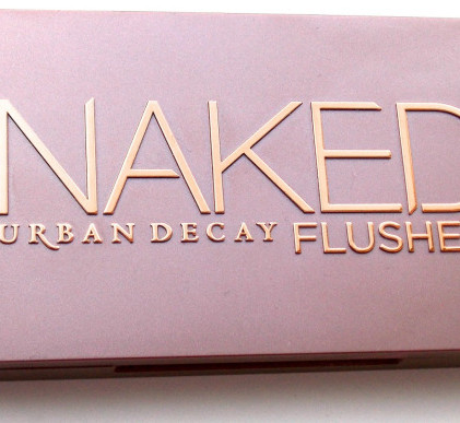 Urban Decay – Naked Flushed Pallette in Native Review