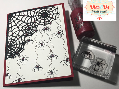 Dies R Us (10/9)- Spiders Spiders Everywhere