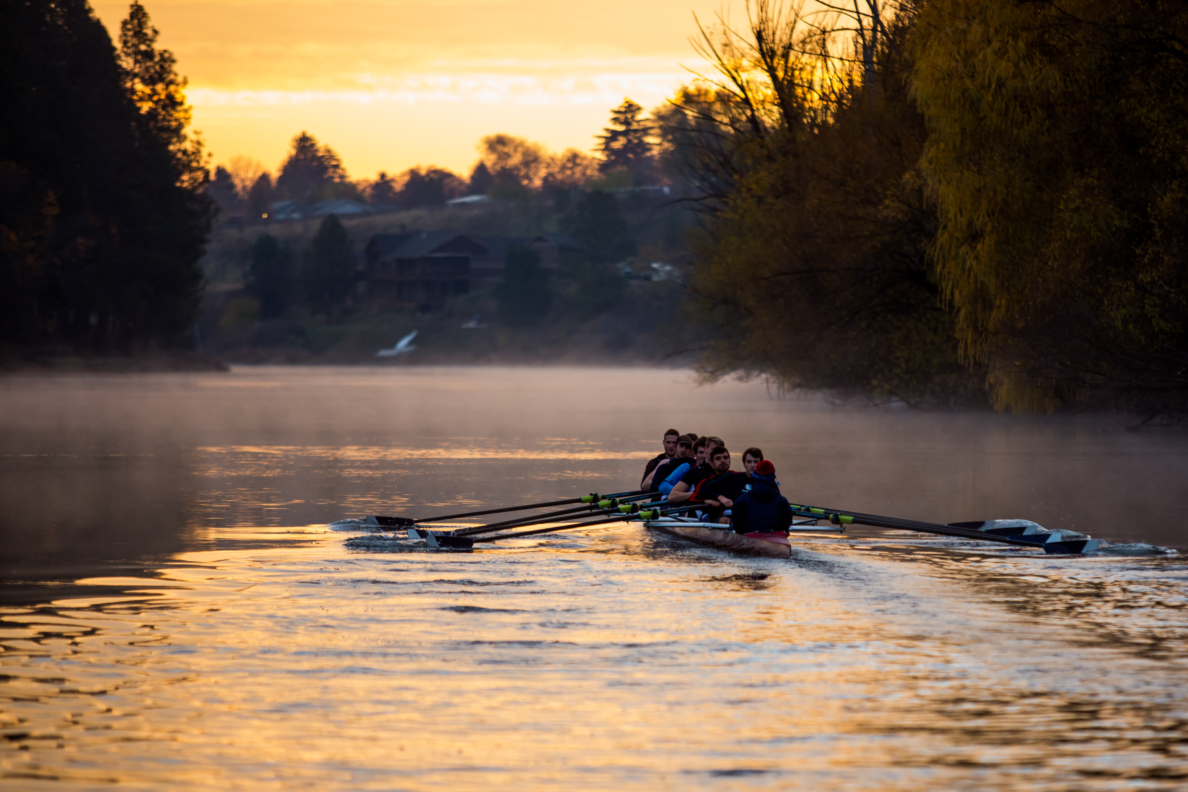 20161109 Rowing Practice -AEF-18