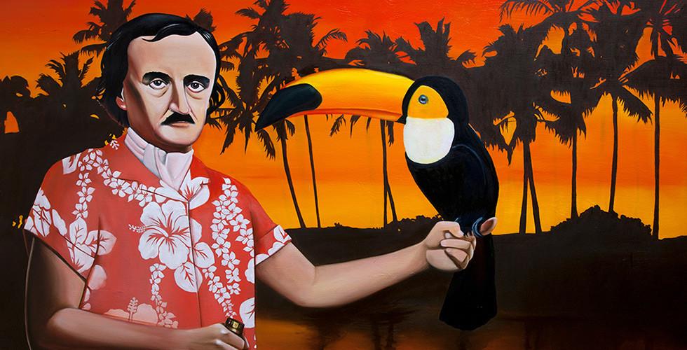 Poe In Paradise