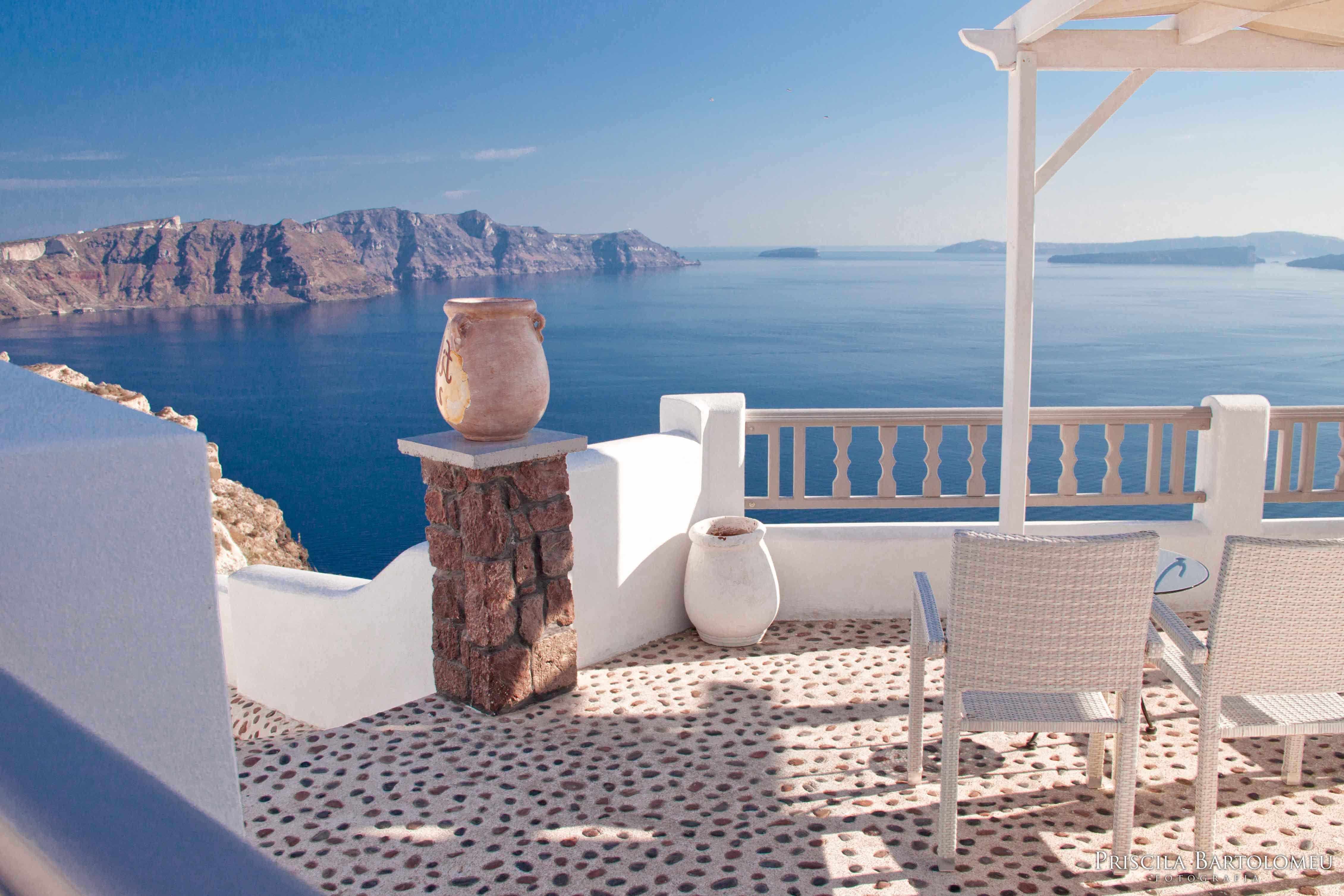 Grécia - Santorini