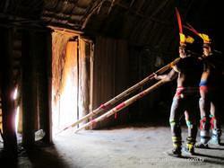 Indios Mehinas Kuarup - Xingu